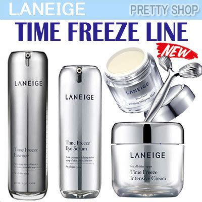 Sle Kosmetik Skincare by Qoo10 Laneige Time Freeze Essence Eye Serum