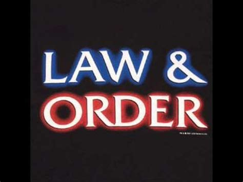 theme music law and order law order full theme high quality youtube