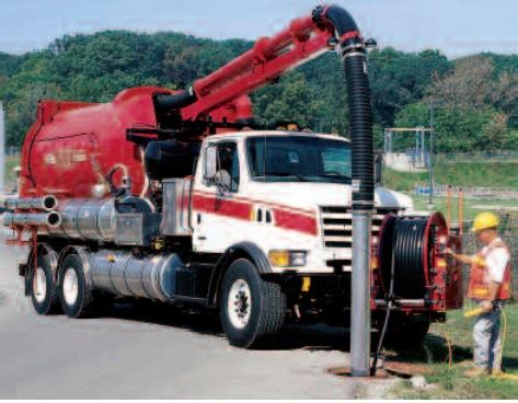 best sewer the best sewer cleaning truck equipment on the market