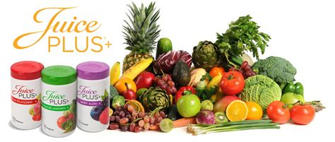 Multifunction Juicer Plus juice plus groente en fruit in een capsule