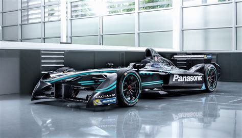 Car Types Race by Jaguar Unveils I Type Formula E Electric Racer