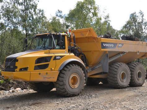 volvo truck repair volvo a40f fs a40ffs articulated dump truck service repair