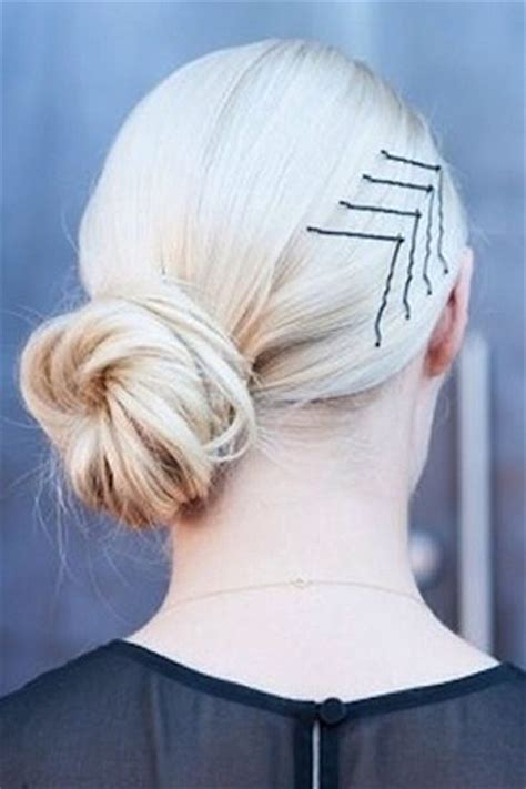 upside down v shape haircut 10 simple hairstyles you can do with bobby pins trusper