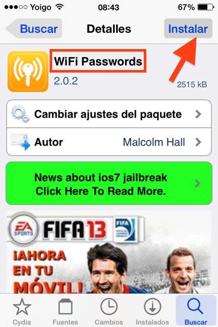 como ver imagenes guardadas en ipad c 243 mo ver las contrase 241 as wifi guardadas en el iphone o