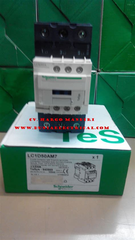 Contactor Lc1d50am7 Schneider harga genset elektrik mobil you