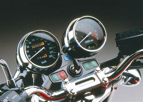 Motorrad Tuning Tacho by Kawasaki Zephyr 550 750 1100 Kradblatt