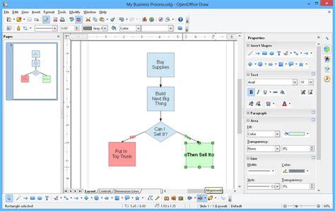 Open Office Windows by Apache Openoffice