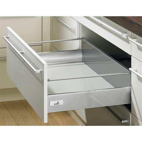 kit tiroir tringles innotech hauteur 144 mm sans coulisses