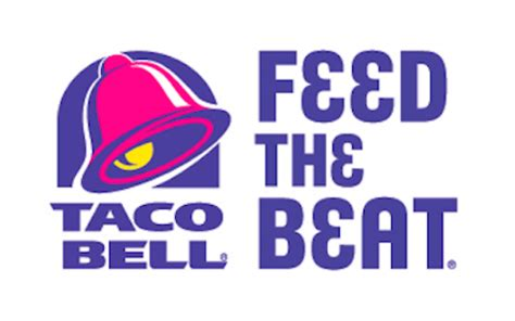 Does Taco Bell Have Gift Cards - taco bell announces 2014 feed the beat roster propertyofzack
