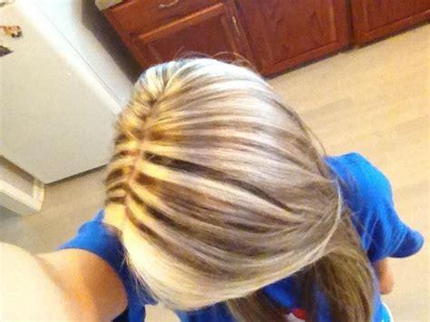 caramel and platinum hair color chocolate and caramel lowlites and platinum blonde