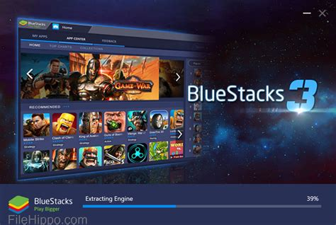 bluestacks hippo download bluestacks app player 3 56 76 1867 filehippo com