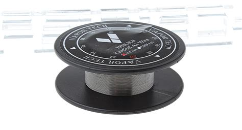 Vaportech Kanthal A1 Wire 10m 2 40 authentic vapor tech kanthal a1 heating wire for rba atomizers 30 30 awg 0 25mm