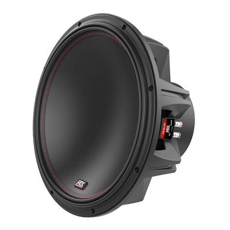 Speaker Subwoofer 15 Inches 7515 22 15 quot 75 series 2 ohm dual voice coil subwoofer mtx audio serious about sound 174