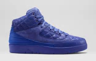 Just don x air jordan 2 release date sole collector