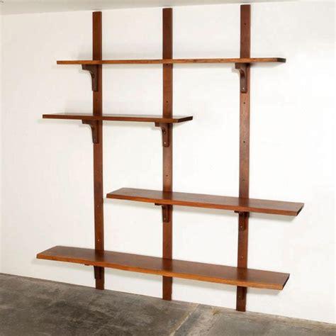 george nakashima wall mounted shelf