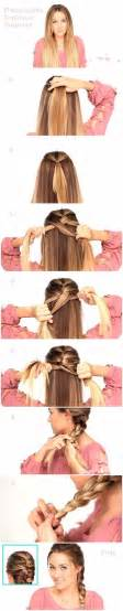 hairstyles in way 15 super easy hairstyles with tutorials pretty designs