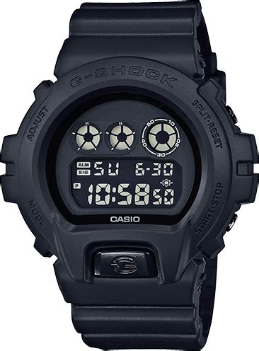 G Shock Dw6900bb g shock tough watches for