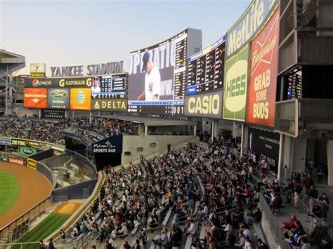bleacher seats yankee stadium manhattan living 183 new york yankee stadium the new way to