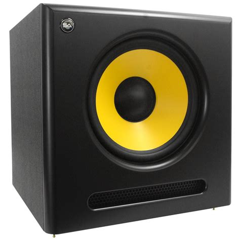 Subwoofer Aktif 12 Inch seismic audio spectra 12sub active 12 inch