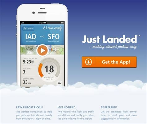 mobile app page a showcase of beautifully designed mobile app landing pages