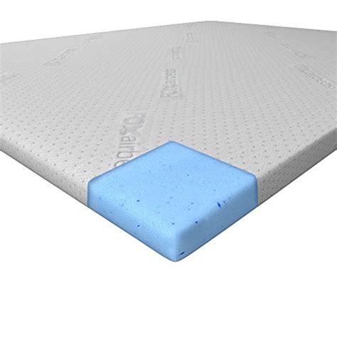 Best Quality Memory Foam Mattress Topper by Top Fox Air Beds Plush High Rise Air