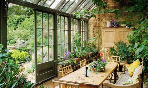 Conservatory Room by Anatomy Of A Room Dreamy Conservatory Ideas One