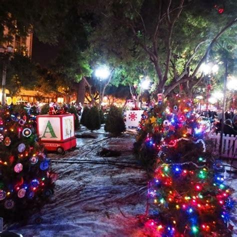 christmas   park san jose ca kid friendly