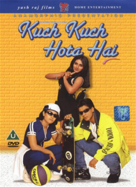 kuch kuch hota hai film of india kuch kuch hota hai 1998 romantic bollywood movie