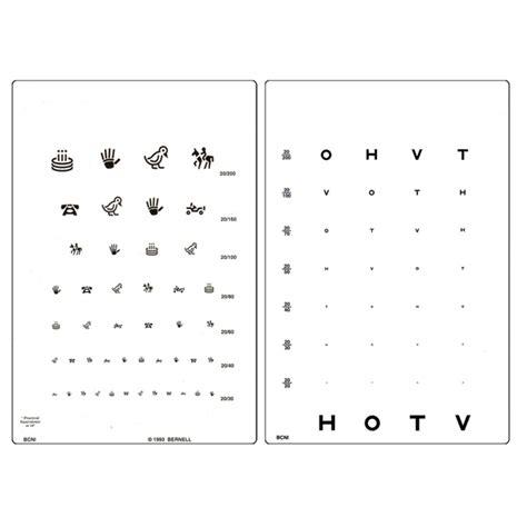 printable near card printable near vision test card book covers