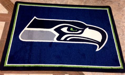seahawks rug show your 12th spirit with this large 4 x6 seahawks area rug design color spirit these