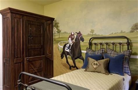 horse themed bedroom decorating ideas triple crown horse themed bedroom design dazzle
