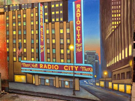 Wedding Backdrop Rental Nyc by Radio City New York Nyc Event Magic