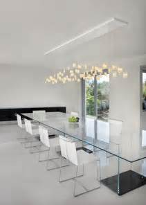 Contemporary Lighting For Dining Room Contemporary Dining Room Orchids Chandelier By Galilee Lighting Contemporary Dining Room