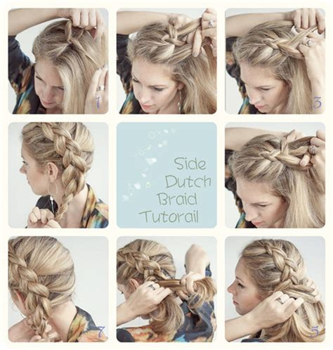 simple and cute ways to style braids 3 easy ways back to school hairstyles vpfashion