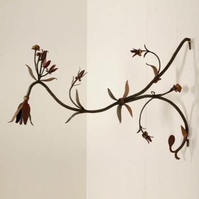 applique antiquariato applique in ferro battuto ladari e lumi