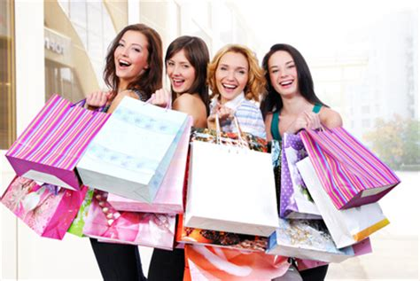 fare shopping allunga la vita