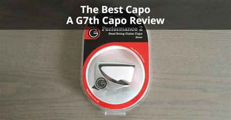 best capo the best capo a g7th capo review musician tuts