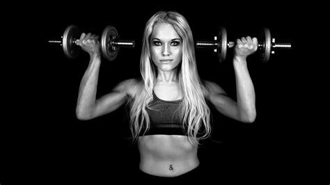 imagenes fitness girl fondos de pantalla fitness mancuerna barriga deporte