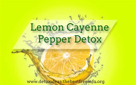 Cayenne Pepper Detox Benefits by Yogi Detox Tea Ingredients Detox Diet Cleanse Autos Post