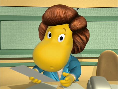 Backyardigans Hippo Anchorwoman The Backyardigans Wiki Fandom
