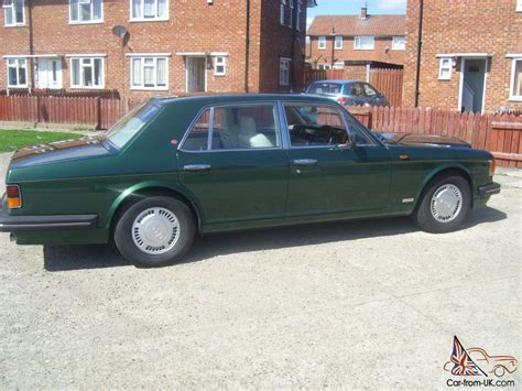 bentley green 1990 bentley green turbo r