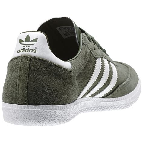 Adidas Samba Classic Grey Running Sneakers Sport Casual Santai 1 adidas samba clear grey running white metallic gold shoes football fashion