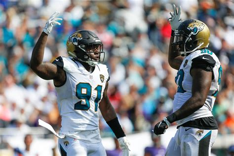 Jaguars Play By Play Can These Jacksonville Jaguars Players Avoid Sophomore Slumps