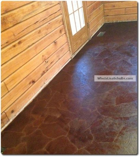 my brown paper bag floor hometalk