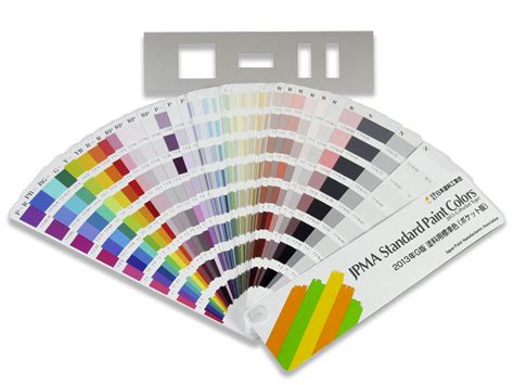 farbf 228 cher jpma standard paint colors g edition