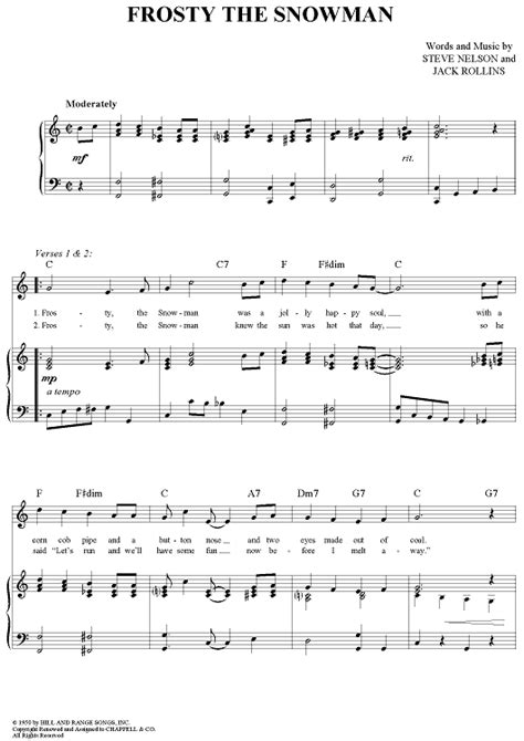 frosty snowman lyrics printable version frosty the snowman coloring pages parade frosty the