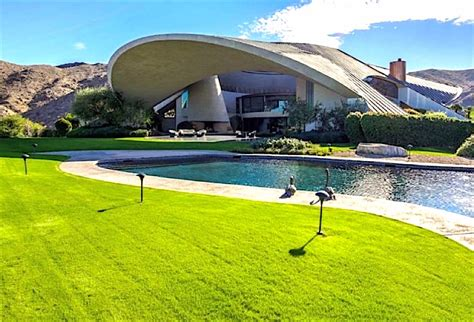hope house colorado lautner designed bob hope house sells in palm springs sandra quinn co