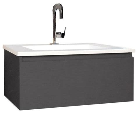 Reece Bathroom Vanities Posh Solus 600 All Drawer Vanity From Reece Contemporary Bathroom Vanities And Sink Consoles