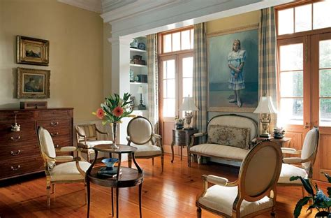 Colonial Home Interior Gallery For Gt French Colonial House Interior