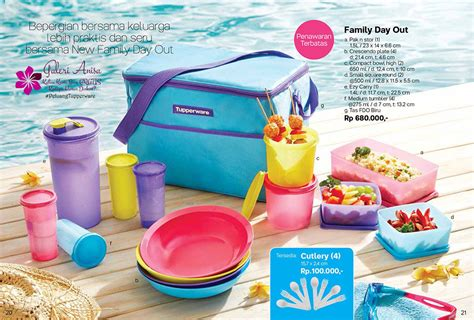Tupperware Family Day Out tupperware promo oktober 2017 katalog promo